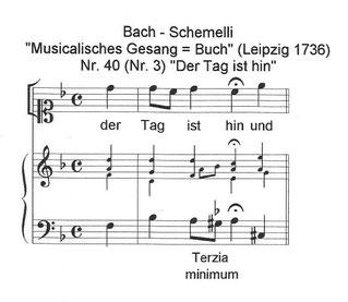 Telemanns Neues musikalisches System bei Johann Sebastian Bach