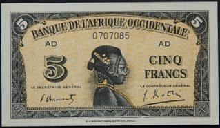 Billets pour l'Afrique