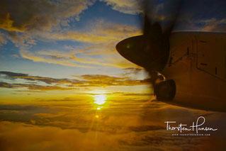 Flug Reisen mit dem Reiseleiter Thorsten Hansen