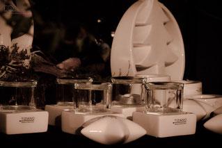 Tiziano Weihnachtsdeko Keramik