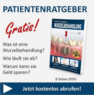Patienten-Ratgeber Wurzelbehandlung München-Neuaubing
