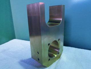 機械部品(材質:真鍮)