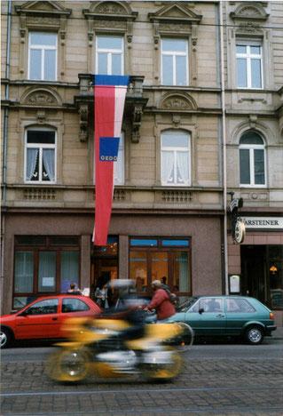 GEDOK Künstlerinnenforum 1992-1997 in der Kaiserstr. 63