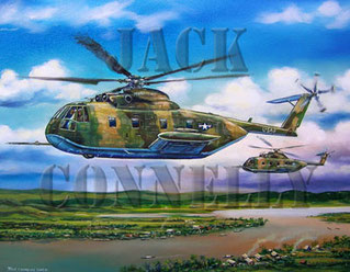 """Jolly Green Giant Helicopter"" Final by Jack Connelly"