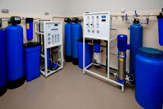 純水製造装置画像