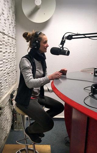 explainora, radio blau, leipzig