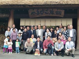 2009年黒川温泉旅行