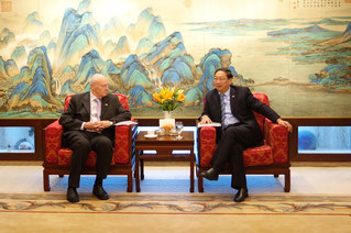 Kurt Karst ° Botschafter Shi Mingde (21.2.2017)