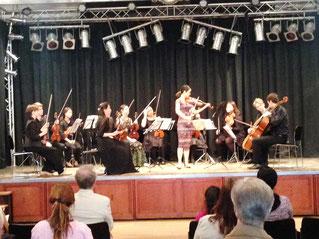 Vivaldi trifft Butterfly Lovers (Wiesbaden, 21.5.2017)