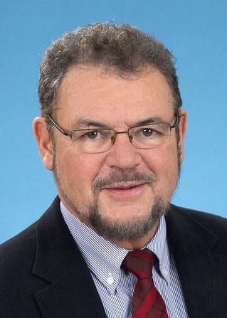 Johannes Pflug, MdB a.D.