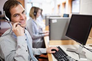 Technischer Kundenservice