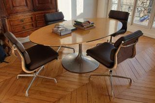 Remplacement des cuir sur fauteuils soft pad