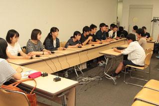 AQL2018埼玉リーグにおいて、土浦第一高校(茨城)の出題で、浦和高校と江戸川女子(東京)が対戦。埼玉リーグは埼玉県内団体の加盟団体からの参加が優先されますが、枠が余った場合は他地域からの参加も認められております。