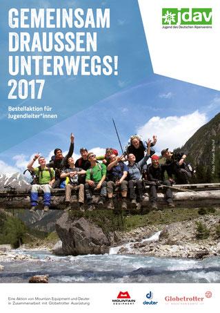 JDAV Bestellflyer Sommer 2017