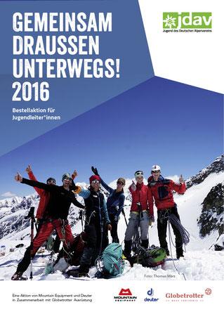 JDAV Bestellflyer Winter 2016