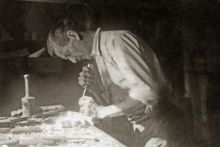 1930 Martin Plöckinger: Bildhauer und Schnitzer