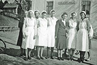 1942 (?) Rotkreuzgruppe