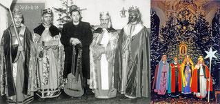 1957 | 1958: Die ersten Hl. Drei Könige ...