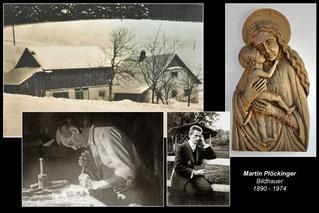 1930 Martin Plöckinger: Bildhauer