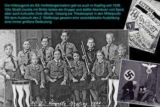 1939 Hitler - Jugend: Abenteuer, Musik, Theater...