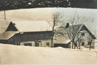 1938 (ca) Holzbildhauer Martin Plöckinger