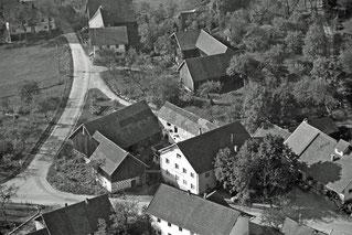 1963 Wirt und Lagerhaus in Kopfingerdorf