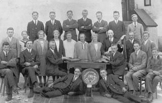 1928 Kameradschaft Paulsdorf
