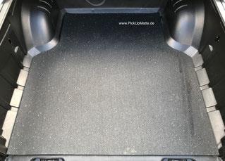 Antirutschmatte Fiat Fullback, Doppelkabine, Doka, www.pickupmatte.de