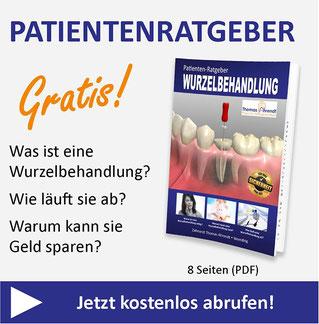 Patienten-Ratgeber Wurzelbehandlung Wemding