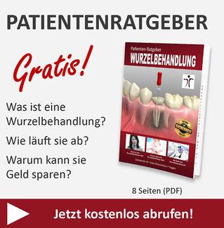 Patienten-Ratgeber Wurzelbehandlung Hagen