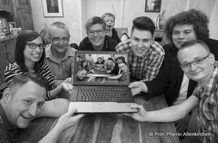 Team Ö der Prot. Pfarrei Altenkirchen