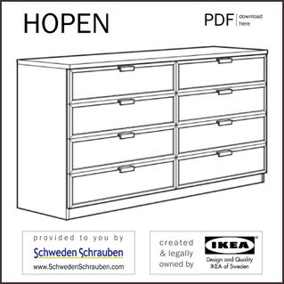 Ikea leksvik kommode anleitung  Download der IKEA-Anleitungen - Shop: Kaufe Ersatzteile für IKEA-Möbel