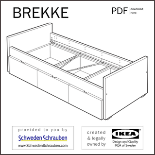 IKEA Anleitung manual instructions
