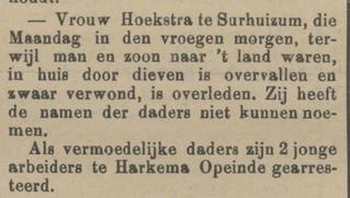 Tubantia 30-10-1909