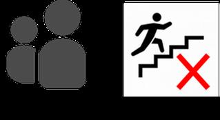 "alt=""新宿区神楽坂のスタジオセラフィットは付き添う方も来所可能で、東西線神楽坂駅1番出口からは施設まで傾斜なし"""