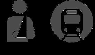 """alt=""""新宿区神楽坂のスタジオセラフィットは手術前後の対応が可能で、地下鉄東西線神楽坂駅から徒歩約4分"""""""