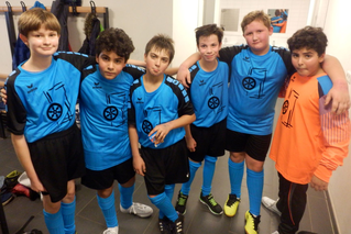 Mannschaft der Mittelstufe 5-7
