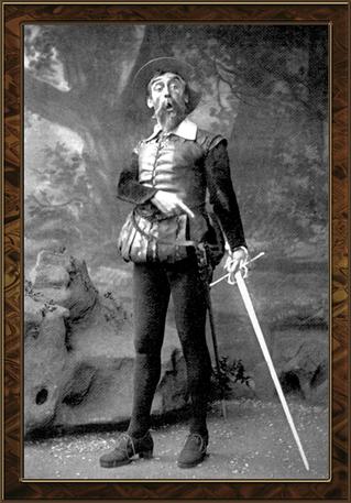 Vanni-Marcoux  -  Don Quichotte