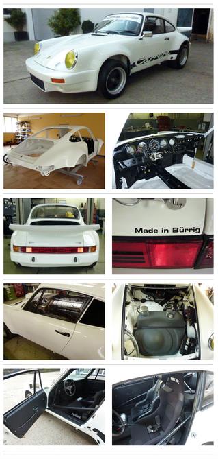Porsche 911 3.0 RS 1974