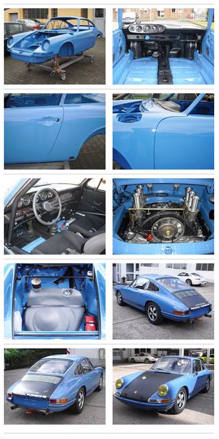 Porsche 911 2.0 ltr.