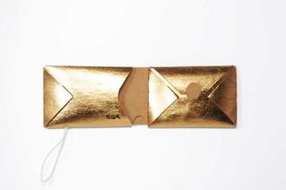 Portemonnaie | Purse REM gold 34€