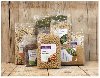 Verpackung aus Zucker und Milchsäure -Bio4Pack