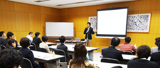 平野友朗のビジネスメールコミュニケーション講座の様子