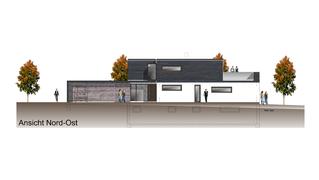 Entwurf Wohnungsbau privat