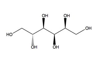 Molécule Sorbitol