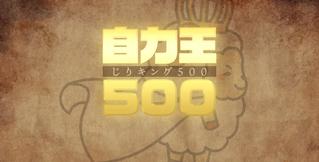 自力王500