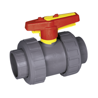 Praher 2-way Ball Valve S4