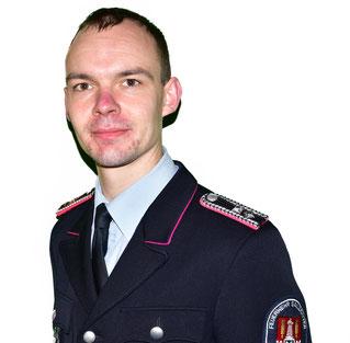 Dirk Bitterlich Sicherheitsbeauftragter Feuerwehr Bleckenstedt