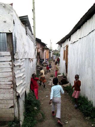Kibera (Nairobi). Kenya