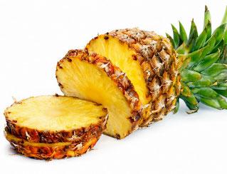 Ananas o ananasso (Ananas comosus)